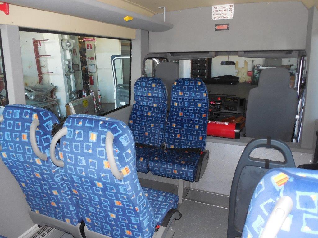 Allestimenti speciali per Autobus