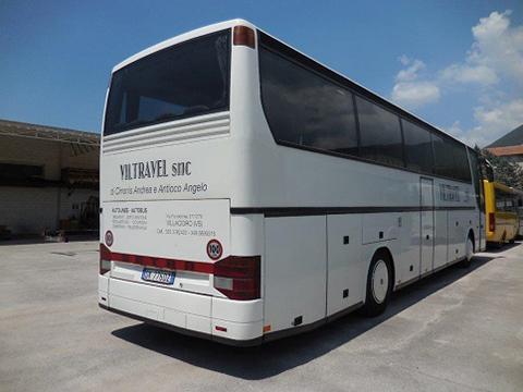 Parco autobus usato