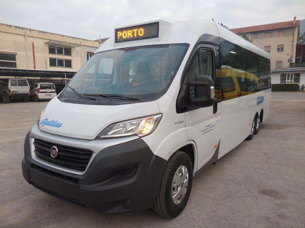 autobus urbano Fiat ducato 3000