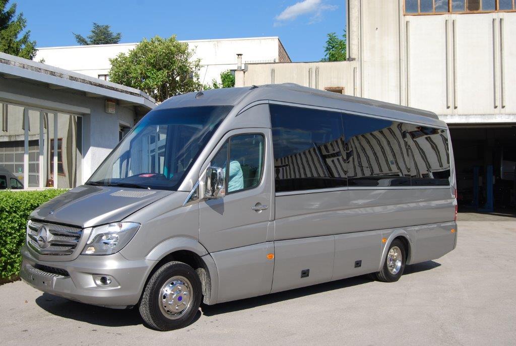 autobus turismo Mercedes Benz spinter 906 T Atlas