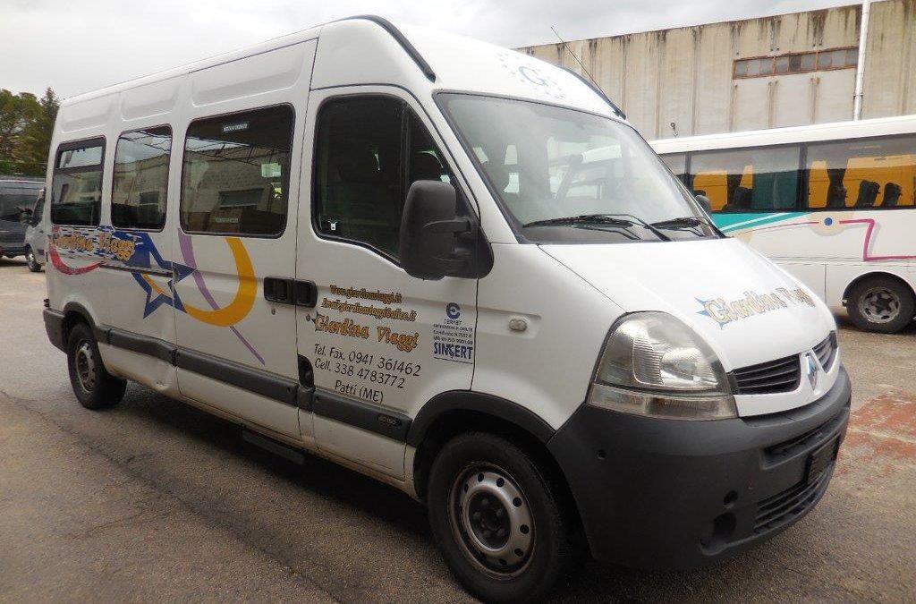 Autobus usato Renault Master