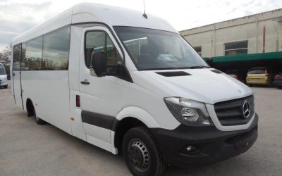 Scuolabus Mercedes Benz sprinter 960 T Kid