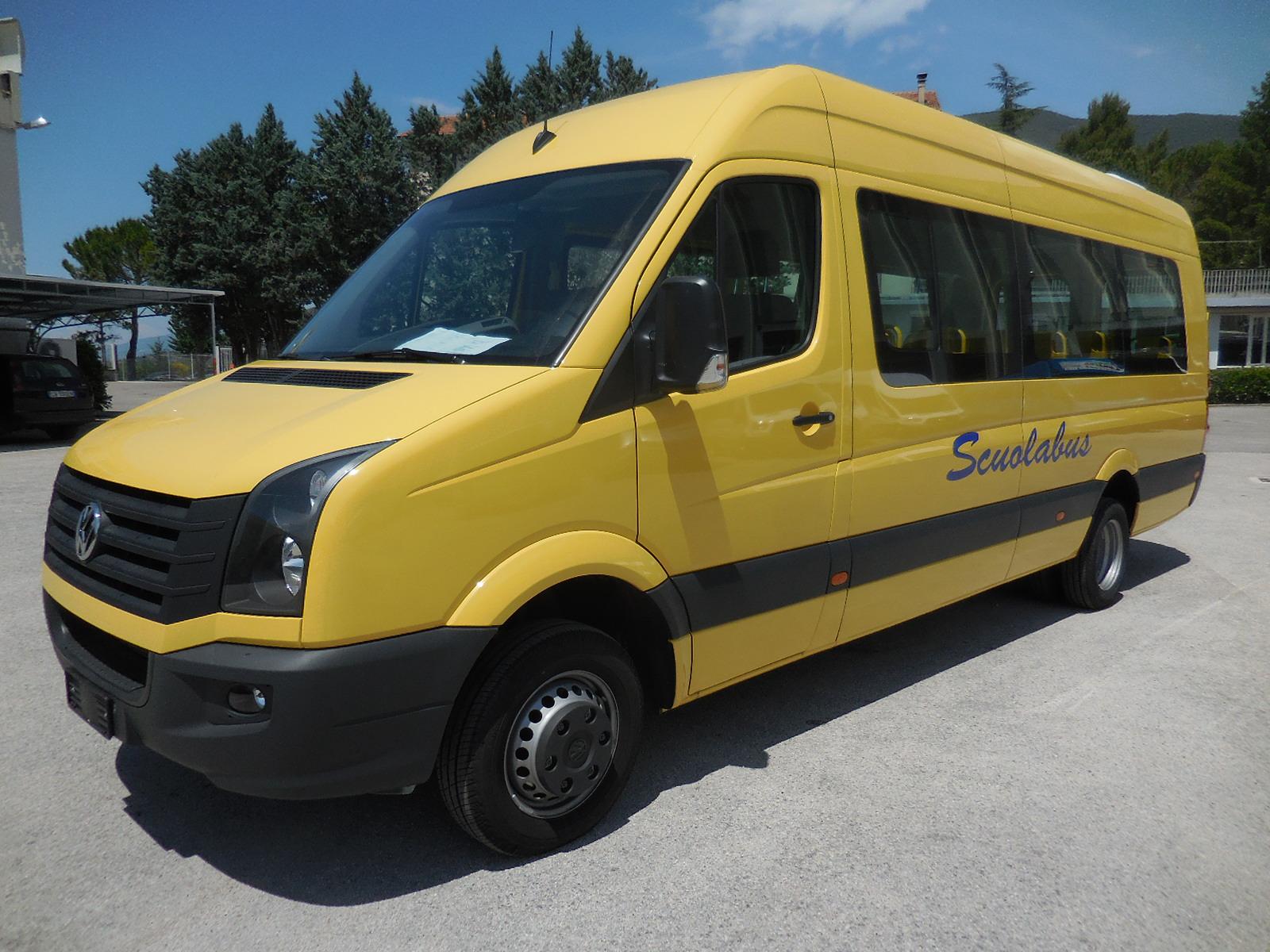 Scuolabus Volkswagen crafter 50